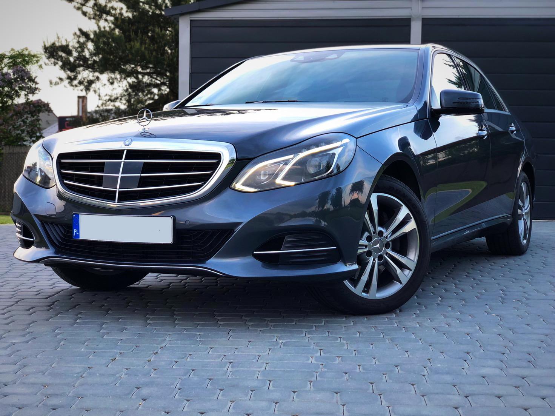 Mercedes E250 Distronic Kamera Led Ils Comand