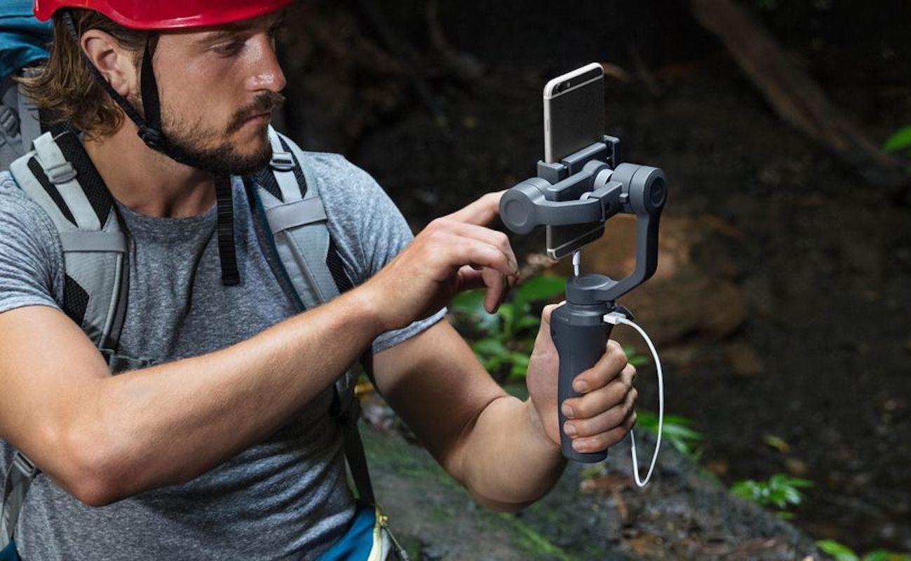 DJI OSMO MOBILE 2 Gimbal ręczny stabilizator